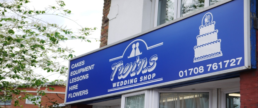 Twins Wedding Shop Cake Decorating Company based is ...